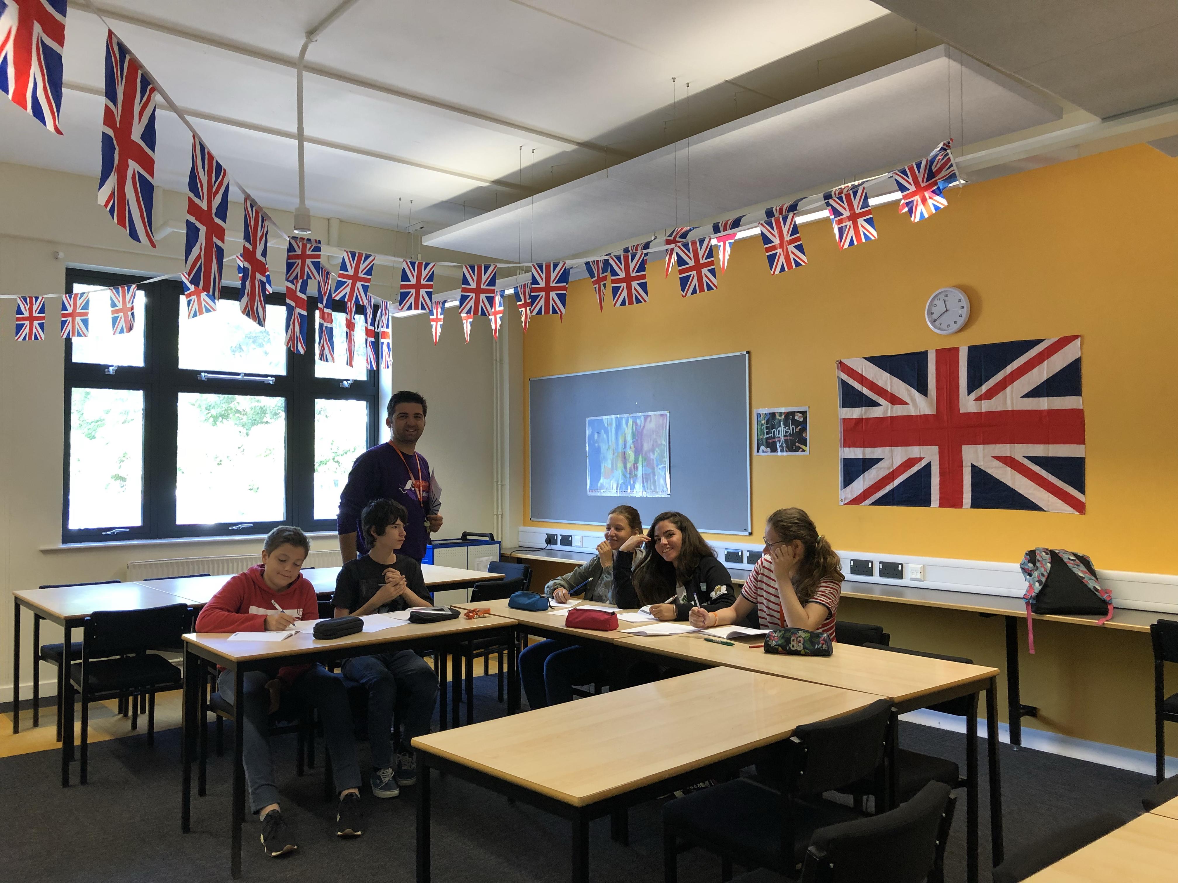 Anglophiles Academic