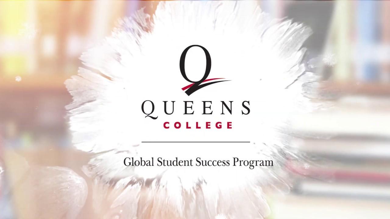 Queens College Global Student Success Program