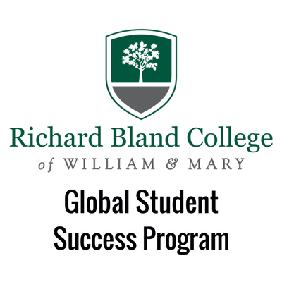 Richard Bland College of William & Mary Global Student Success Program